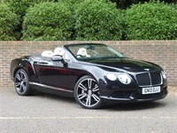 Used Bentley Continental GTC (V8)