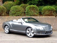 Used Bentley Continental GTC (W12)