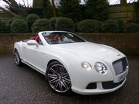Used Bentley Continental GTC SPEED - VAT QUALIFYING