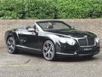 Used Bentley Continental GTC Mulliner Driving Spec V8