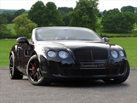 Used Bentley Continental Supersports (W12)