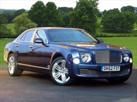 Used Bentley Mulsanne (V8)