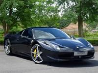 Used Ferrari 458 Italia (V8 F1)