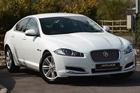 Used Jaguar XF (190PS) Luxury