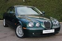 Used Jaguar S-Type Twin Turbo SE