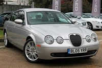 Used Jaguar S-Type Twin Turbo Sport