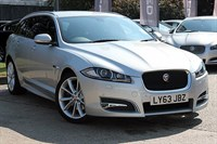 Used Jaguar XF (200PS) R-Sport