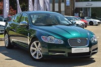 Used Jaguar XF V6 Luxury
