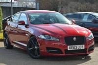 Used Jaguar XF V6 S Portfolio