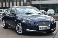 Used Jaguar XF (163PS) Luxury