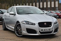 Used Jaguar XF Supercharged XFR