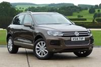 Used VW Touareg V6 SE TDI BLUEMOTION TECHNOLOGY