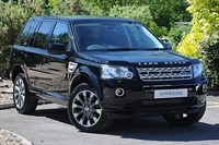Used Land Rover Freelander 2 SD4 HSE LUXURY