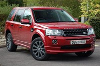 Used Land Rover Freelander SD4 Dynamic
