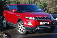 Used Land Rover Range Rover TD4 Pure