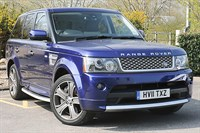 Used Land Rover Range Rover Sport 5.0 S/C V8 Autobiography Sport