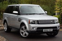 Used Land Rover Range Rover Sport SDV6 HSE Luxury