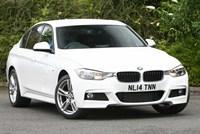 Used BMW 320d 3 SERIES XDRIVE M SPORT