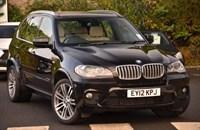 Used BMW X5 TD xDrive40d M Sport