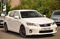Used Lexus CT 200h SE-L Full Map Navigation 7.9% APR*