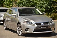 Used Lexus CT 200h ADVANCE PLUS