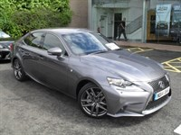 Used Lexus IS F Sport Dual VVT- i Premium Nav 5.9% APR* & ??500 FDA