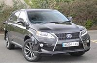 Used Lexus RX 450h F SPORT