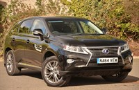 Used Lexus RX Luxury VVT-i PROTECTION PACK