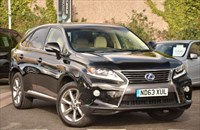 Used Lexus RX Advance (VVT-i) SUNROOF HYBRID AUTO 5.9% APR*