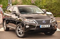 Used Lexus RX Luxury VVT-i 5.9% APR*