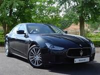 Used Maserati Ghibli V6d