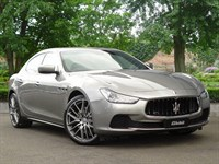 Used Maserati Ghibli V6