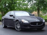 Used Maserati Quattroporte GTS V8