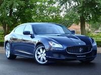 Used Maserati Quattroporte S V6