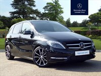 Used Mercedes B200 B-Class Sport BlueEFFICIENCY