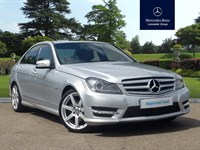 Used Mercedes C220 C-Class Sport CDi 7G-Tronic BlueEFFICIENCY