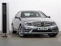 Used Mercedes C250 C CLASS CDI BLUEEFFICIENCY AMG SPORT