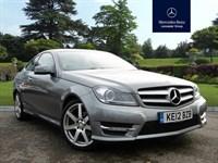 Used Mercedes C250 C-Class AMG Sport CDi 7G-Tronic BlueEFFICIENCY