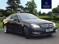 Used Mercedes C250 C-Class AMG Sport Edition 125 CDi 7G-Tronic BlueEFFICIENCY