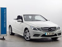 Used Mercedes E220 E-Class Sport Edition 125 CDI BlueEFFICIENCY 7G-Tronic