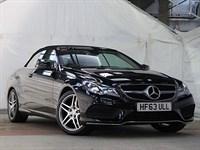 Used Mercedes E220 E-Class AMG Sport CDI