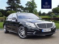 Used Mercedes S500 S-Class AMG L 7G-Tronic Plus