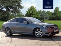 Used Mercedes C180 C-Class AMG Sport 7G-Tronic BlueEFFICIENCY