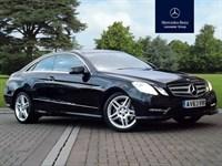 Used Mercedes E250 E-Class Sport CDI BLUEEFFICIENCY S/S