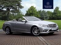 Used Mercedes E350 E-Class Sport CDI BLUEEFFICIENCY