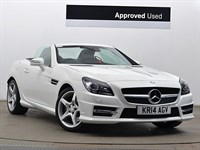 Used Mercedes SLK350 SLK CLASS BLUEEFFICIENCY AMG SPORT