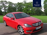 Used Mercedes C220 C-Class Coup?? AMG Sport Edition CDi 7G-Tronic BlueEFFICIENCY