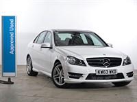 Used Mercedes C220 C-Class AMG Sport Edition CDIPREMIUM PLUS