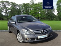 Used Mercedes E350 E-Class SE CDI BlueEFFICIENCY 7G-Tronic