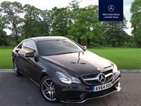 Used Mercedes E350 E-Class AMG Line BLUETEC